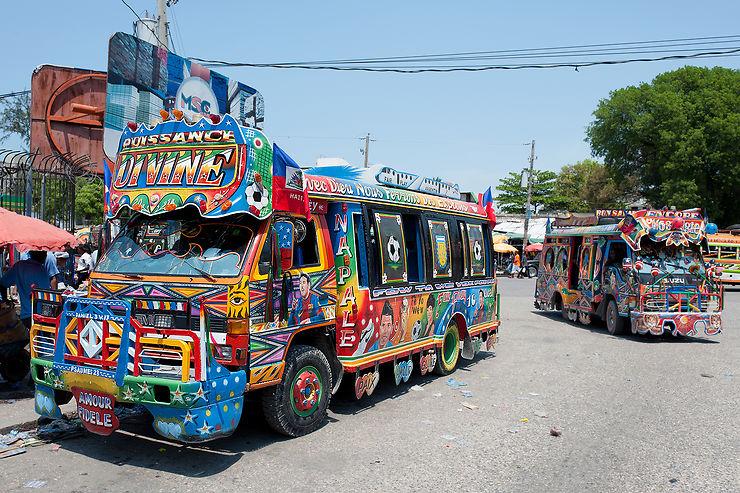 Port-au-Prince et Grand'Anse (Haïti)