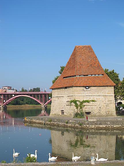 La tour d'eau