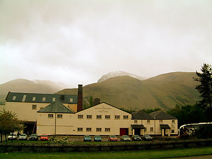 La distillerie Ben Nevis