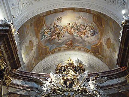 Orgues de la Karskirche
