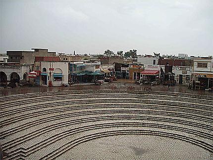 Esplanade d'El-Jem