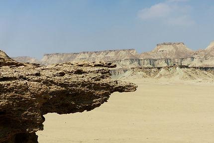 Apparition sur l'Île de Qeshm, Iran