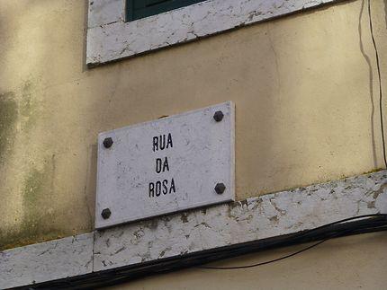 Rue Da Rosa, Lisbonne