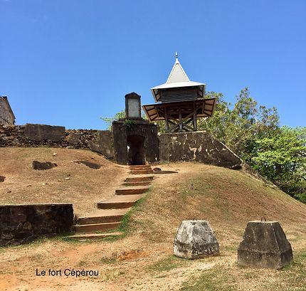 Le fort Cépérou
