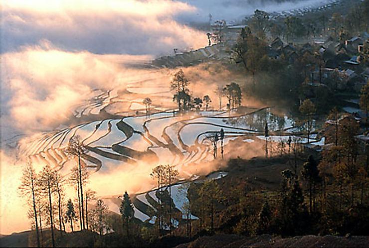 Chine : Kunming et le Yunnan du fleuve Rouge