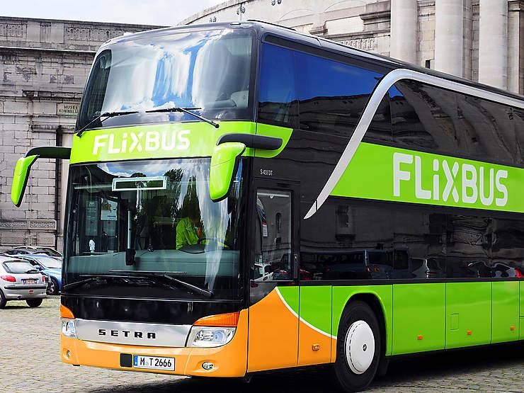 Bon plan - InterFlix, 5 trajets en bus en Europe pour 99 €