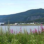 Paysage de la Gaspésie