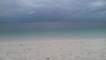Silence en mer