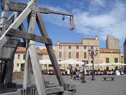Alghero en Italie