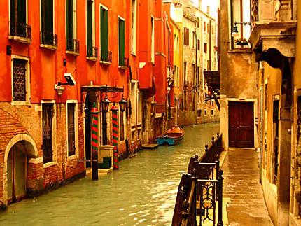Troublante Venise