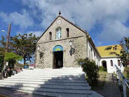 L'Eglise de Terre de Haut