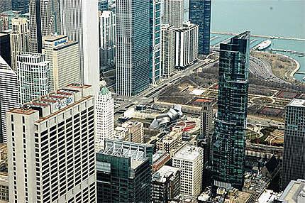 Vue du 103ème étage