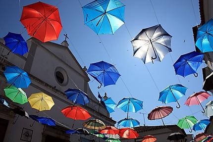 De la pluie au Portugal ?