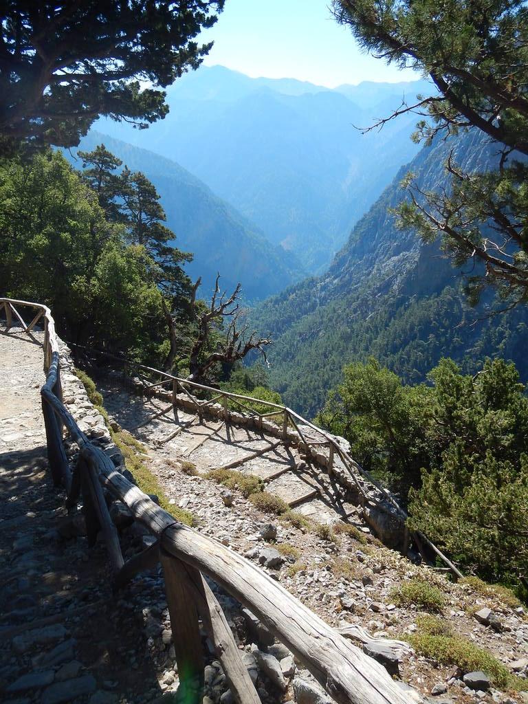 Gorges de Samaria - Crète