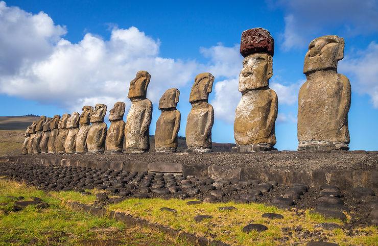 Île de Pâques (Chili)