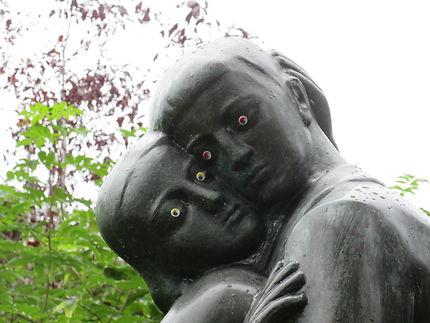 Statues à Reykjavik
