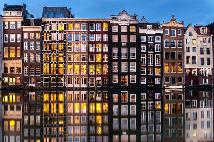 Pays-Bas - Augmentation de la taxe touristique à Amsterdam