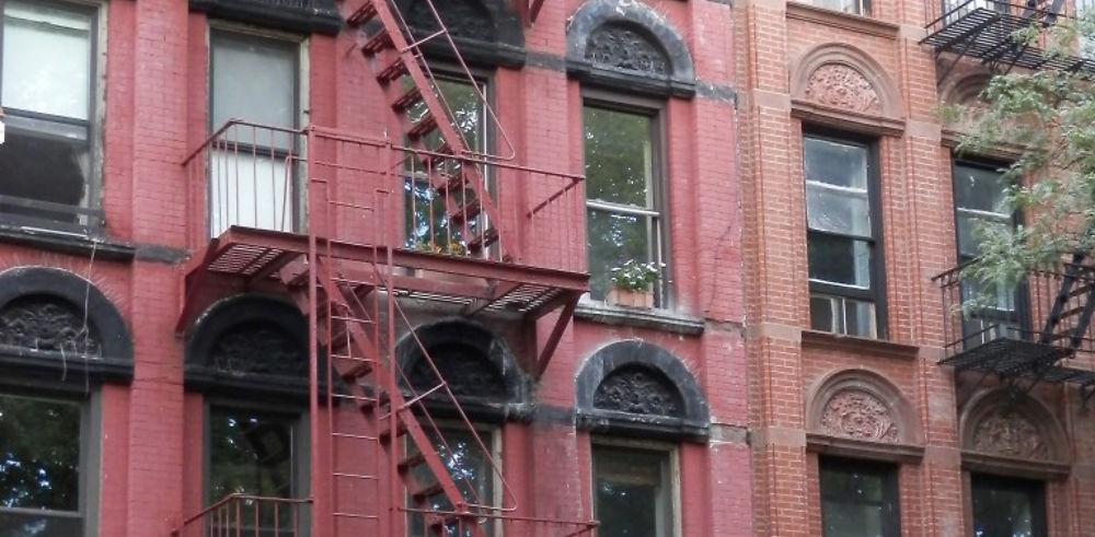 Déambulations urbaines à Manhattan