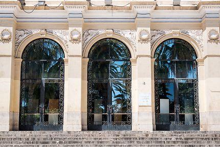 Alger - Théâtre National - L'entrée