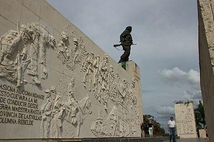 Ernesto Che Guevara à Santa Clara, Cuba