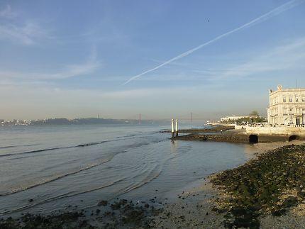 Près de l'estuaire, Lisbonne