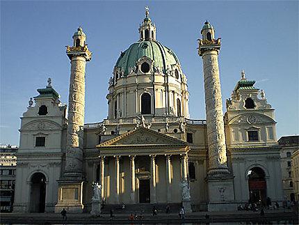 L'église Saint-Charles-Borromée