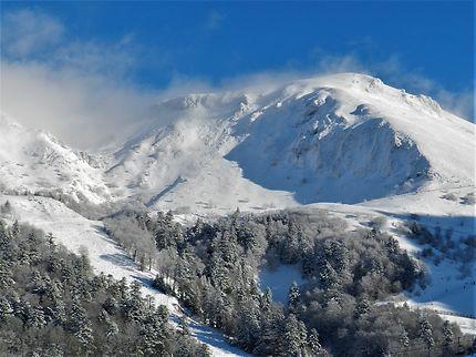 Puy-de-Sancy, Auvergne