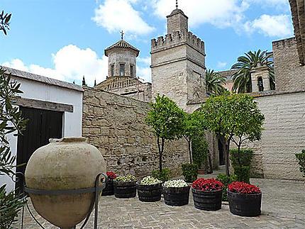 Mosquée de l'Alcazar de Jerez