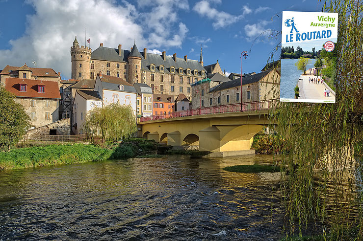 Le Pays Vichy-Auvergne avec le Routard