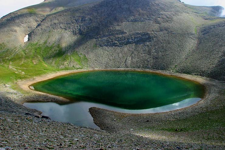 Les lacs de la Cayolle - Alpes de Haute-Provence, Provence