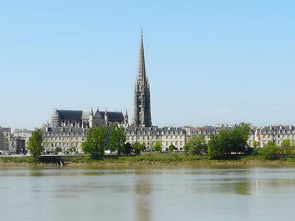 Flèche de la basilique St-Michel