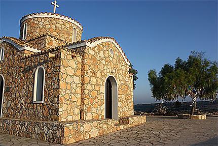 Chapelle près de Protaras