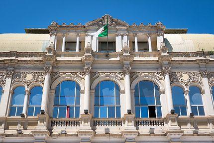 Alger - Théâtre National - Façade
