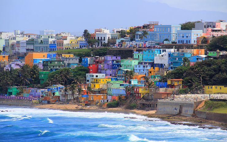 Quartier de La Perla, San Juan, Porto Rico