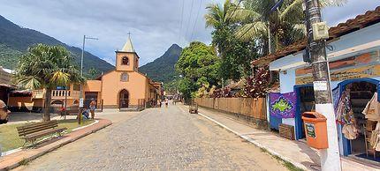 Petit paradis à Rio : Ilha Grande