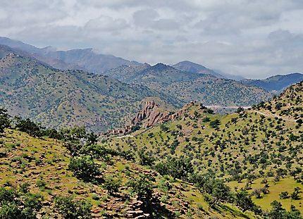 Paysage du sud Marocain
