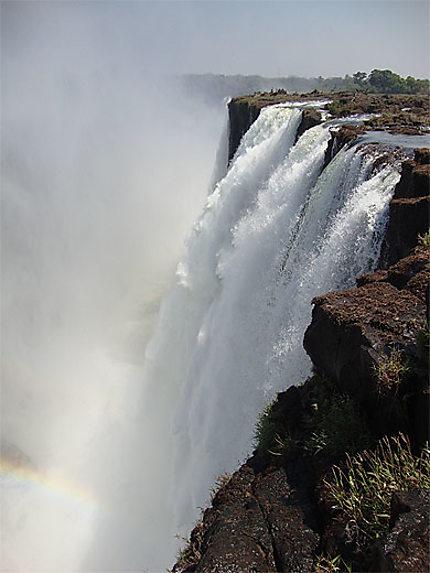 Chute du fleuve Zambèze