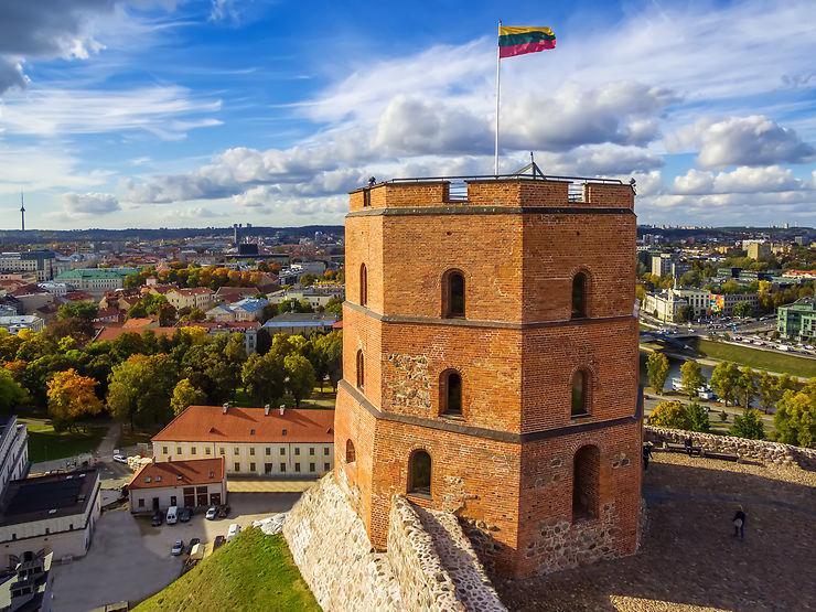 Une ville d'histoire, siège du grand-duché de Lituanie