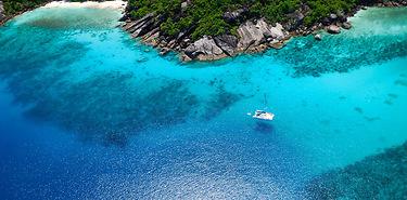 Combiné 3 îles - Divines Seychelles