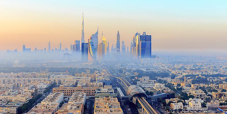Trois jours à Dubaï
