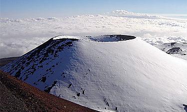 Volcan Mauna Kea (île d'Hawaii)