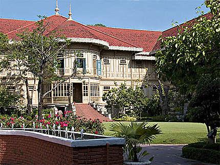 Bangkok - Palais Vimanmek