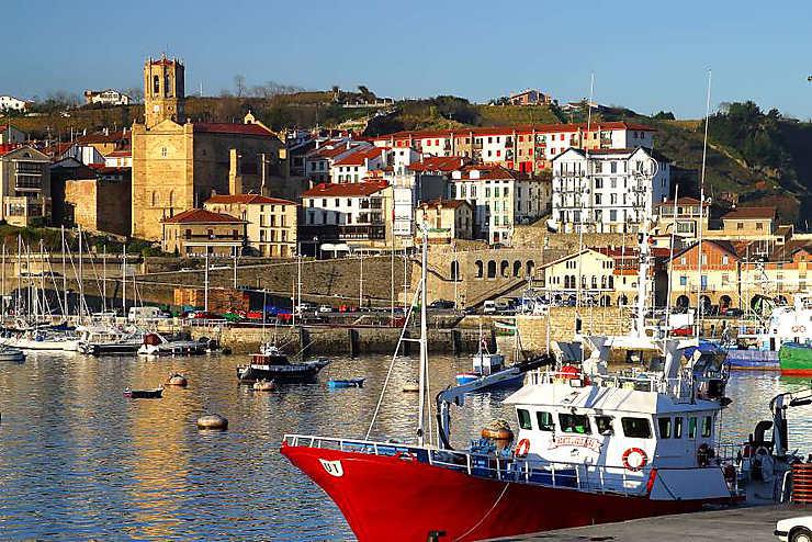 Les petits ports côtiers