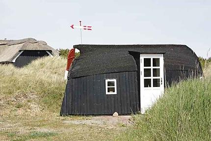 Dans les dunes de Rabjerg Mile (Skagen)