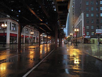 Chicago la nuit