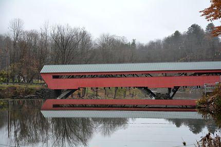 Sur la route de... Woodstock Vermont