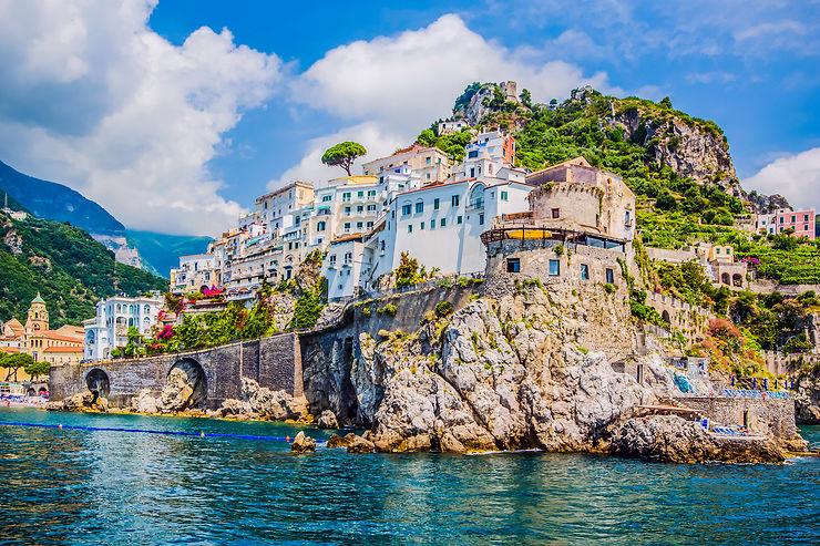 Amalfi, une destinée liée la mer