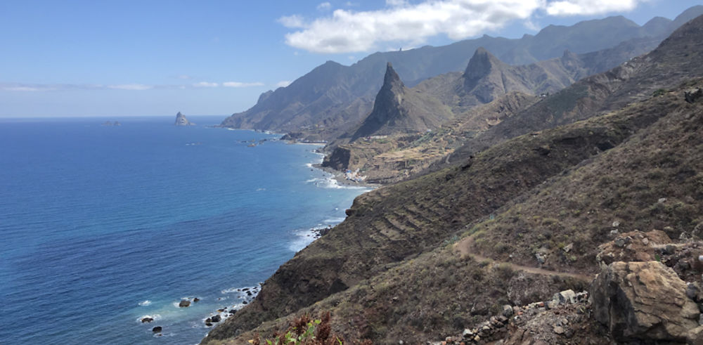 Picos, roques et barrancos de... Tenerife et La Gomera