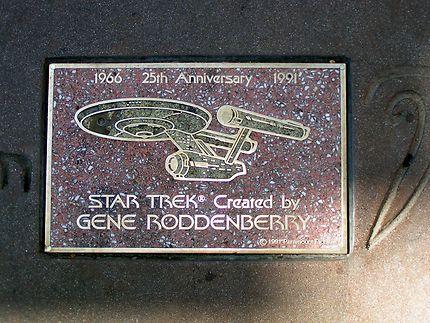 Star Trek sur le Walk of Fame
