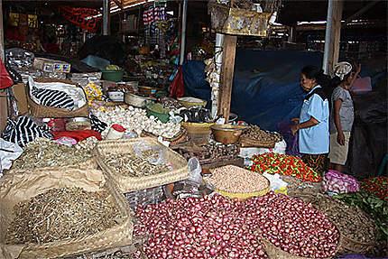 Marché de Klungkung